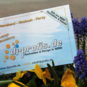 Bielefeld DJ, Buchungsanfrage